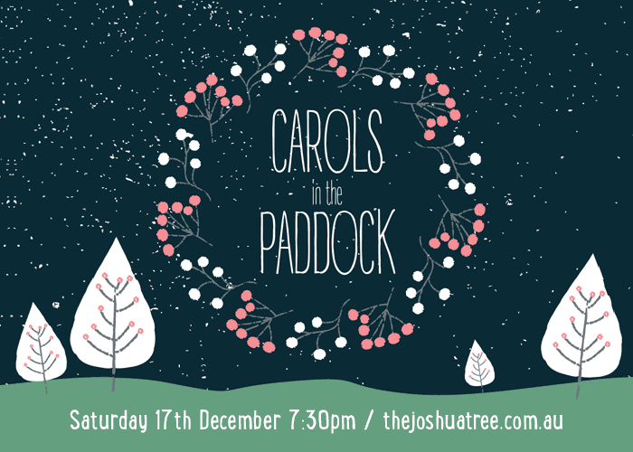 Carols in the Paddock 2016